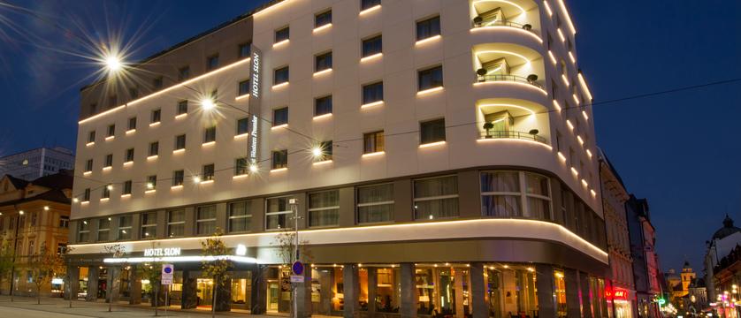 Best Western Premier Hotel Slon Ljubljana Booking Com